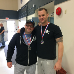 1st Bench Press Competition