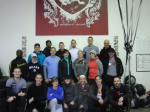 CrossFit Endurance Course