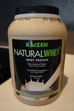 New Protein Powder