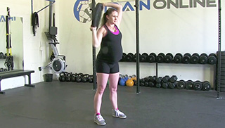 fit mom around the world - step 3
