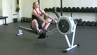 fit mom concept row - step 1