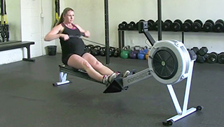 fit mom concept row - step 2