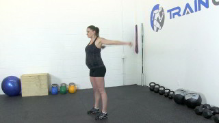 fit mom band dislocates - step 3