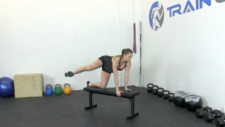 fit mom bench kickouts - step 2
