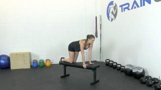 fit mom bench kickouts - step 3