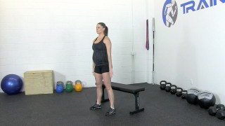 fit mom sit stand - step 3