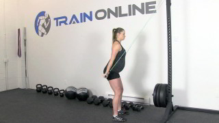 fit mom tricep extension - step 2