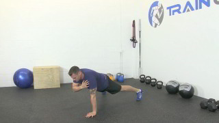 push-up plank shoulder touch - step 3