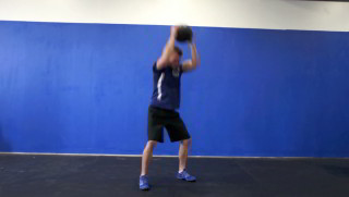d-ball slams - step 2