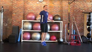 double unders - step 1