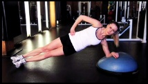 Picture of the advanced body sculpting work-out