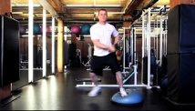 Picture of the advanced full body strength work-out
