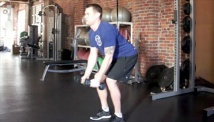 Picture of the beginner full body fitness work-out #7