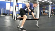 Picture of the beginner strength and conditioning  workout program